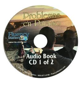 Problemas en paraíso - audio book