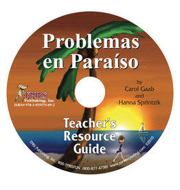 Problemas en paraíso - Teacher's Guide on CD