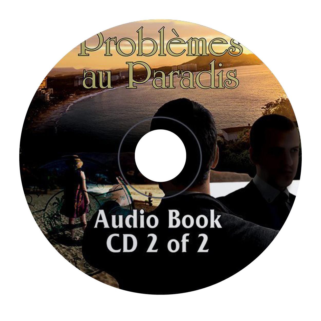 Problèmes au Paradis - Luisterboek