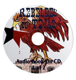 Rebeldes de Tejas - Luisterboek