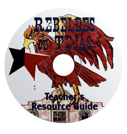 Rebeldes de Tejas - Teacher's Guide on CD