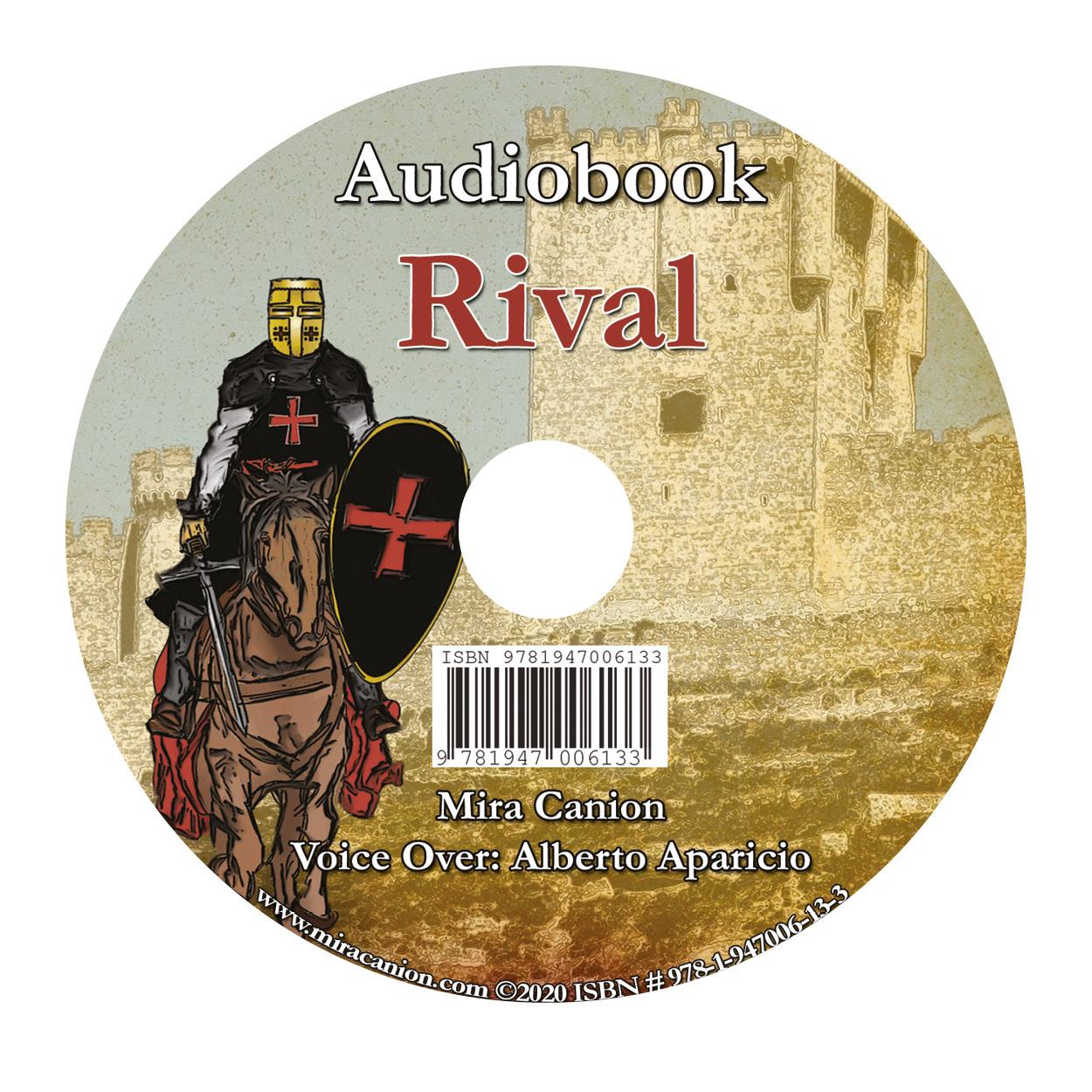 Rival - Luisterboek