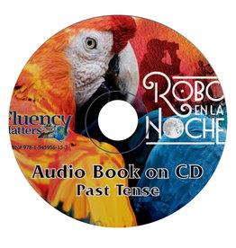 Robo en la noche - audio book