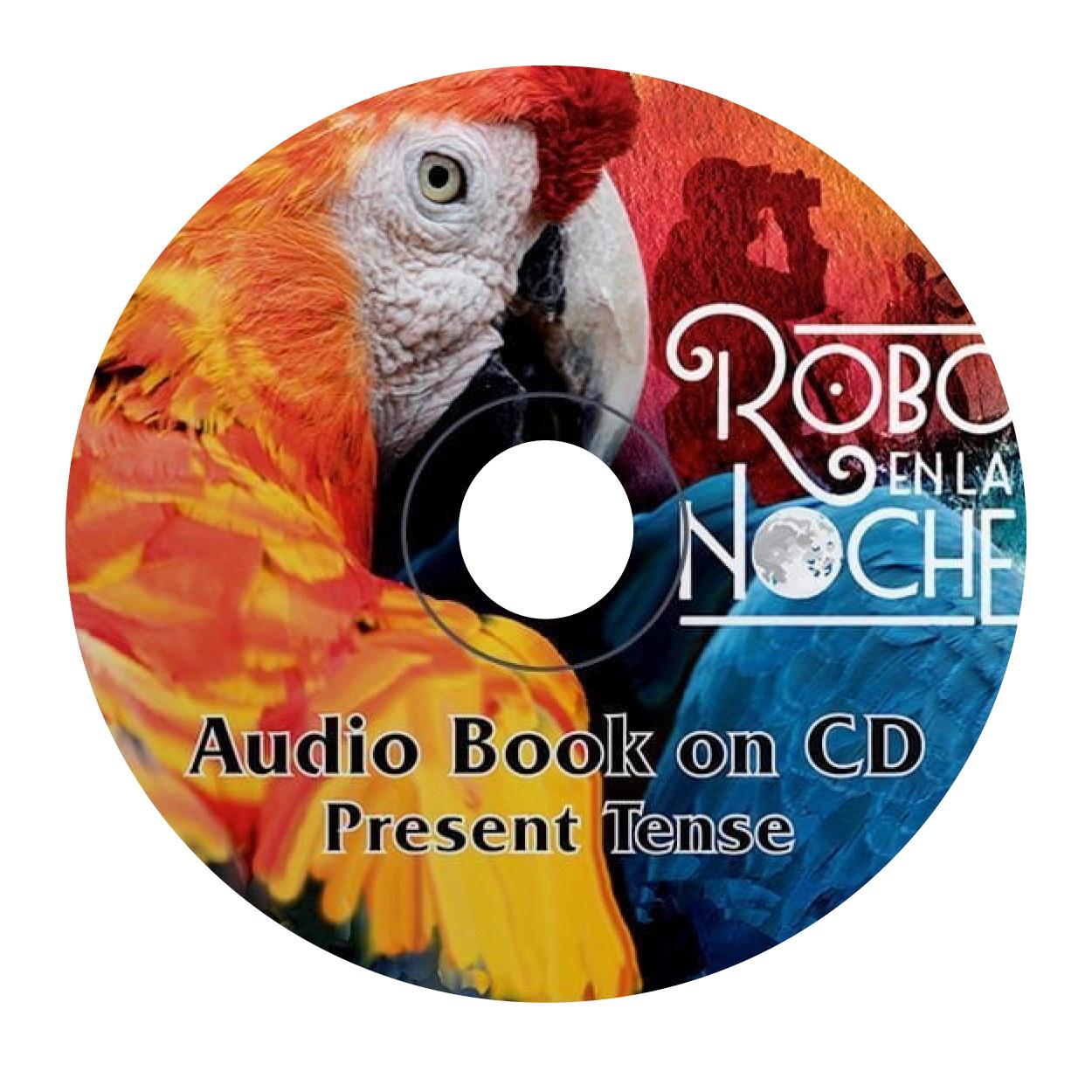 Robo en la noche - Luisterboek