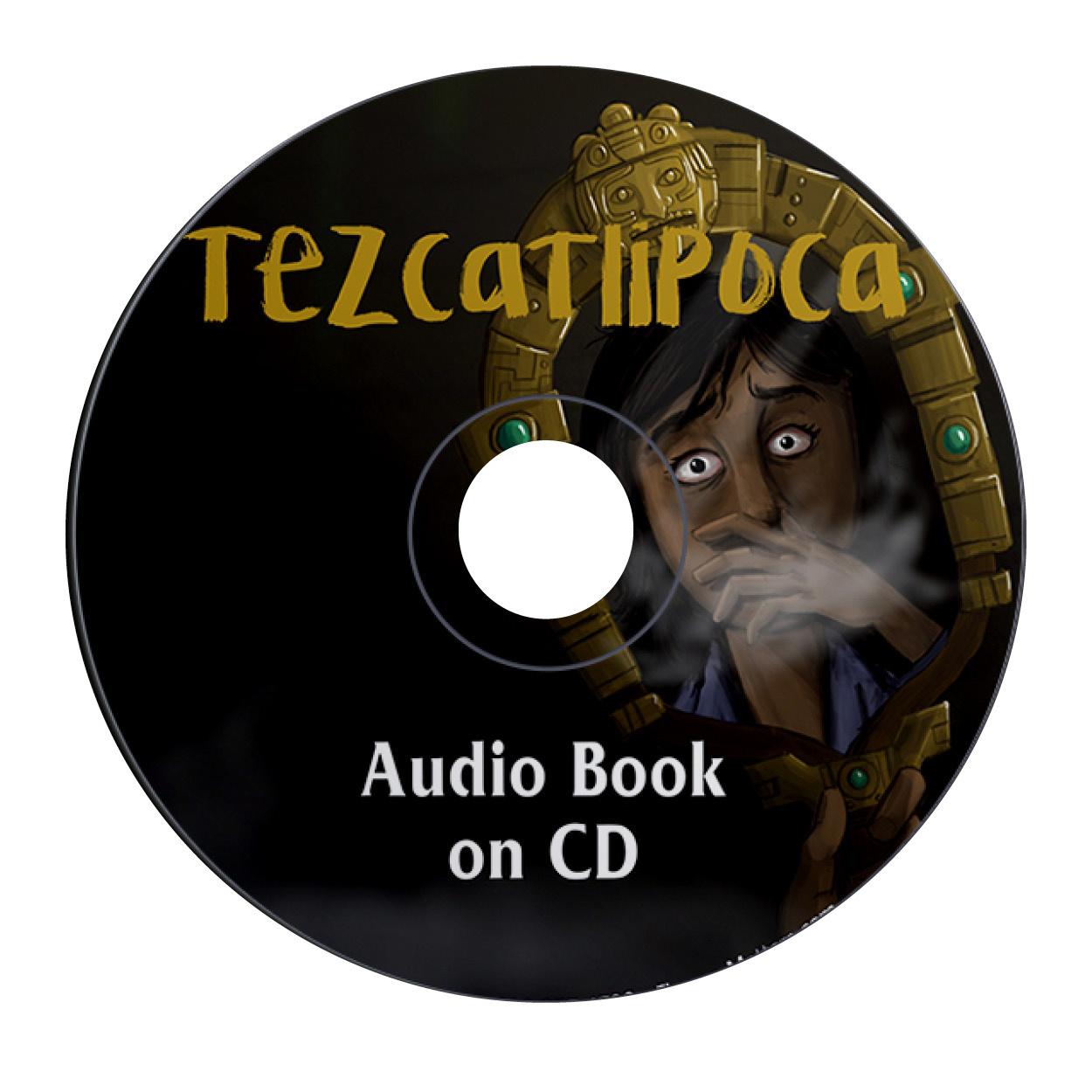 Tezcatlipoca - Luisterboek