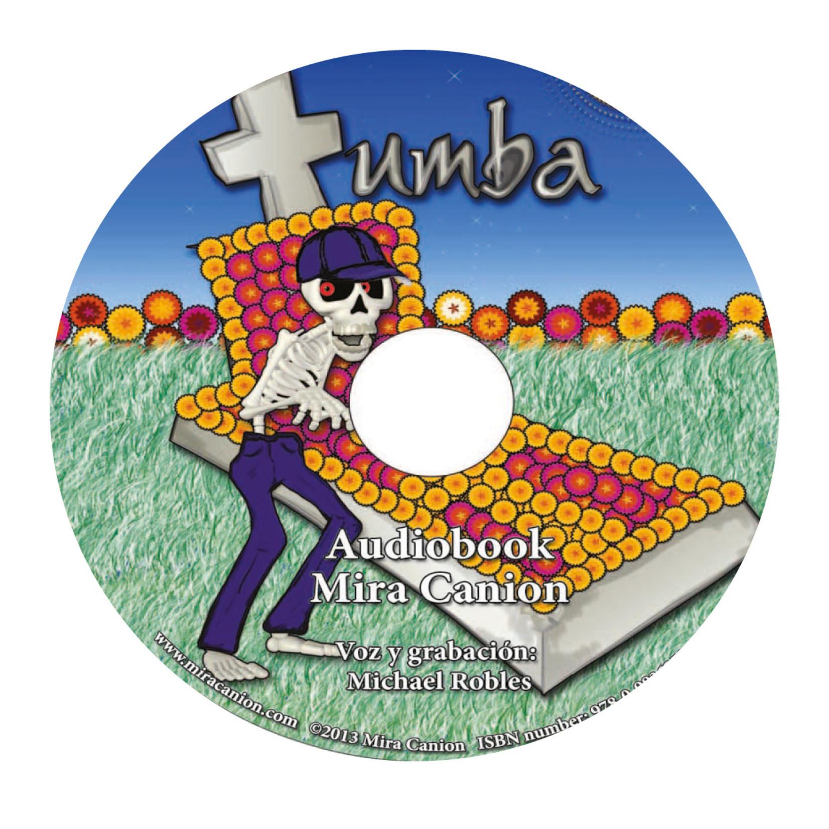Mira Canion Tumba - Audiobook