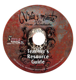 Vida y muerte en la Mara Salvatrucha - Teacher's Guide on CD