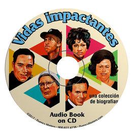 Vidas impactantes - Luisterboek