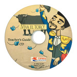 TPRS Books Viva el toro - Docentenhandleiding