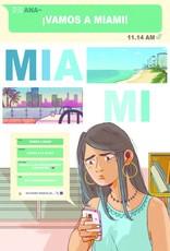María en Miami