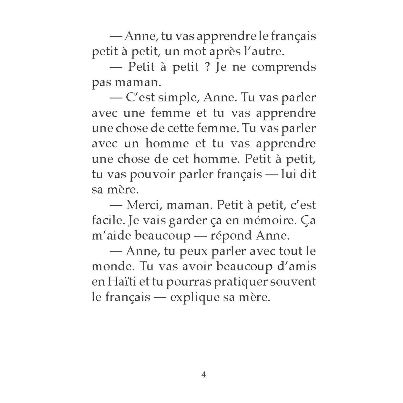 TPRS Books Pauvre Petite Anne