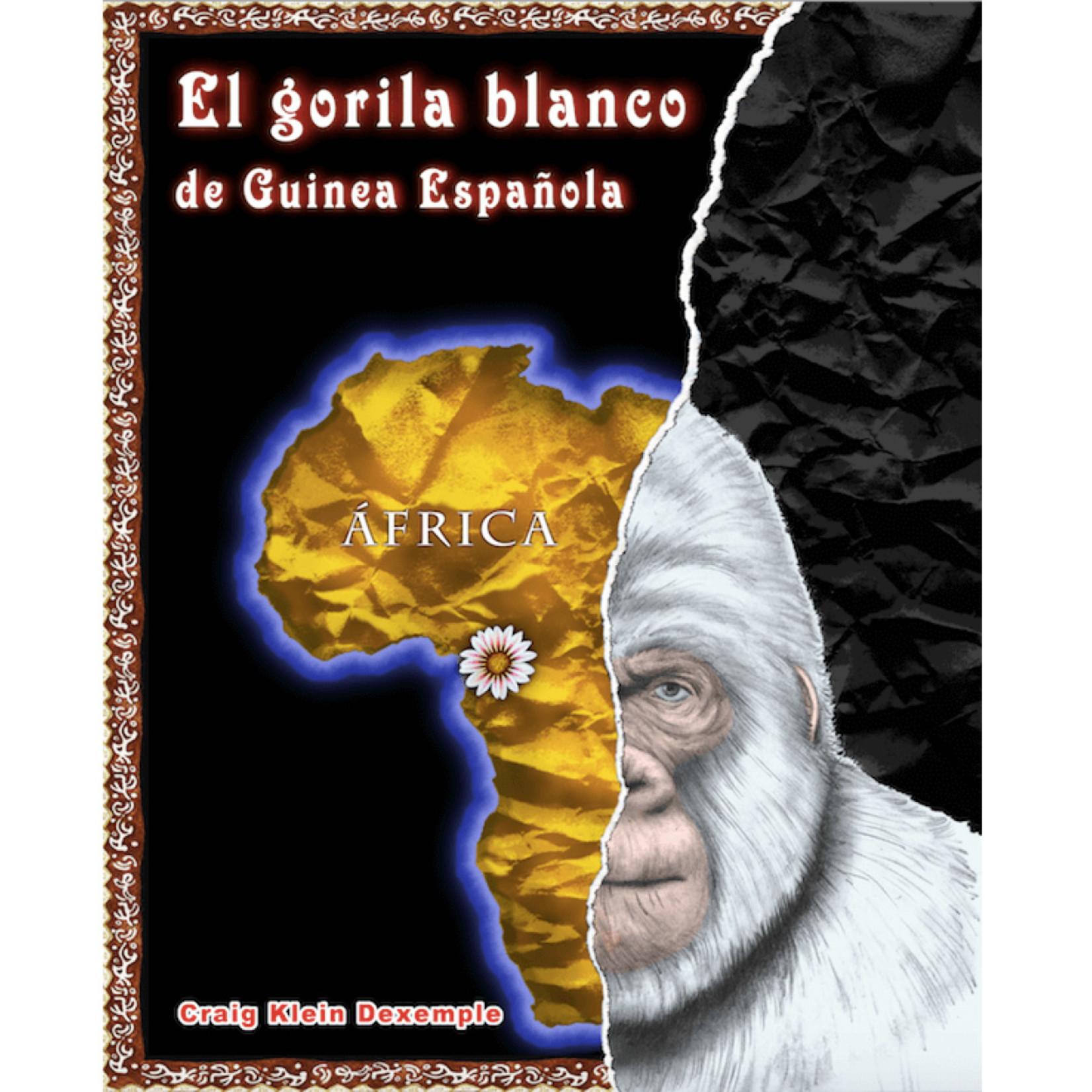 Spanish Cuentos El gorila blanco de Guinea Española