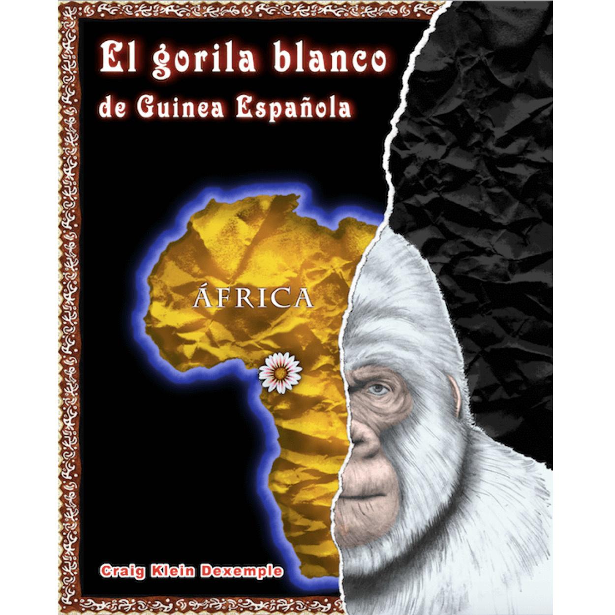 El gorila blanco de Guinea Española