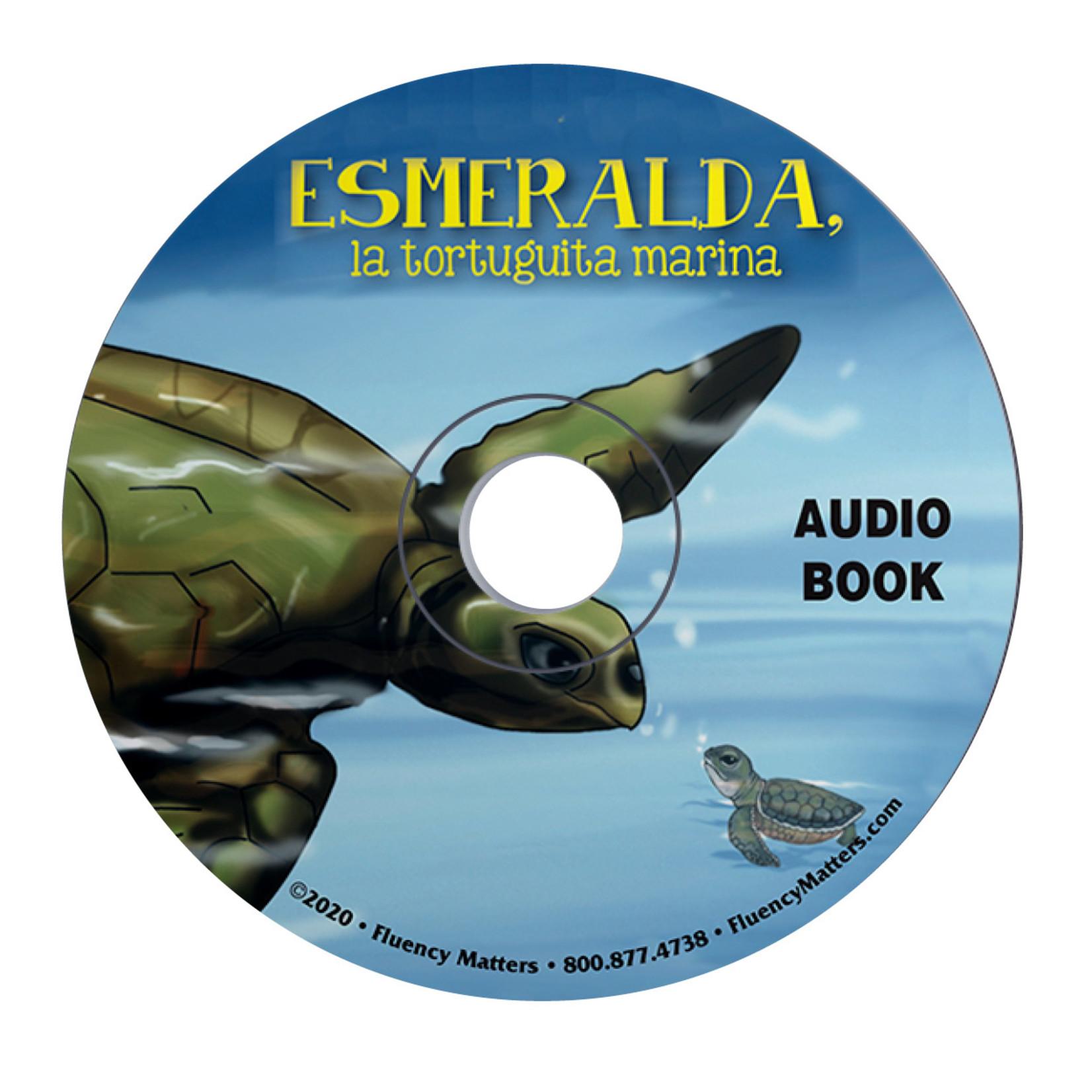 Fluency Matters Esmeralda - Luisterboek