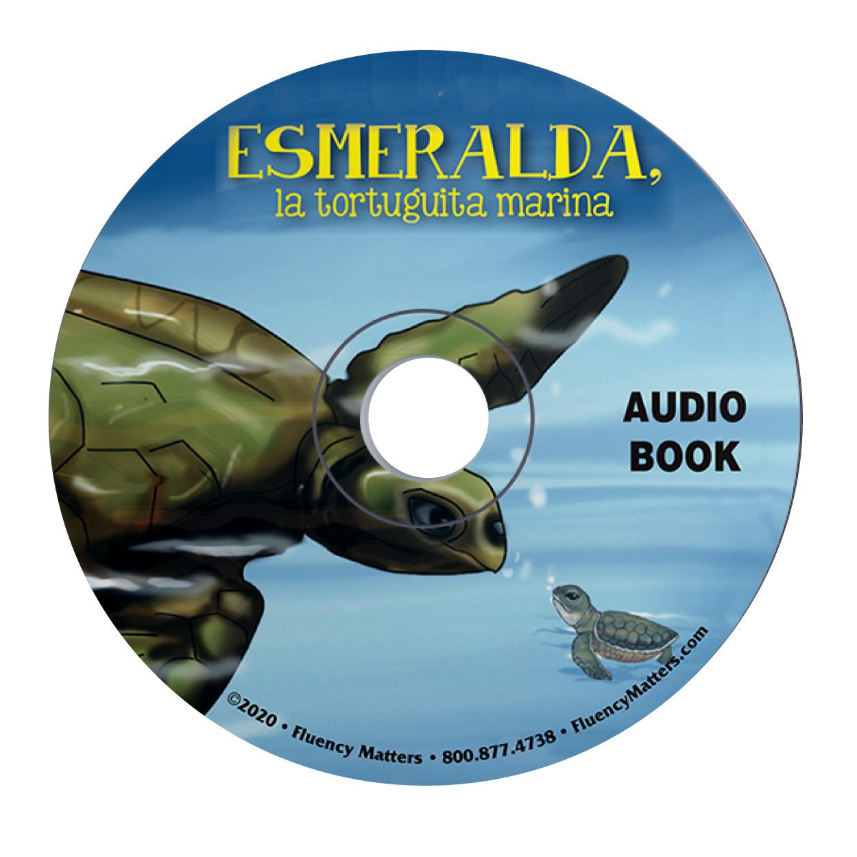Esmeralda - Luisterboek