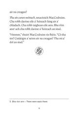 Ròna agus MacCodruim - 2nd illustrated edition