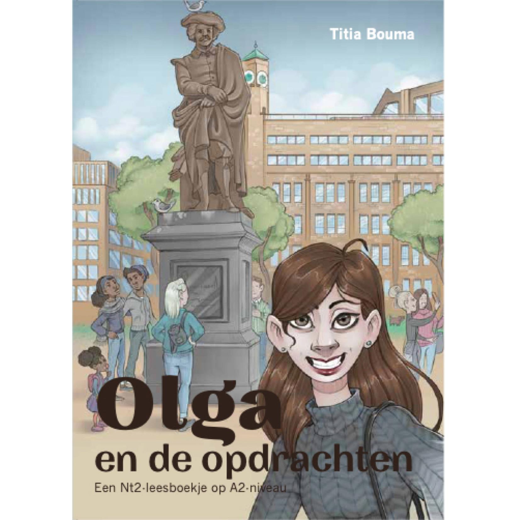 Arcos Publishers Olga en de opdrachten