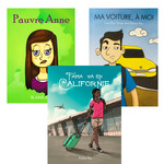 Themaset 3x uitwisseling: Pauvre Anne, Ma Voiture & Fama
