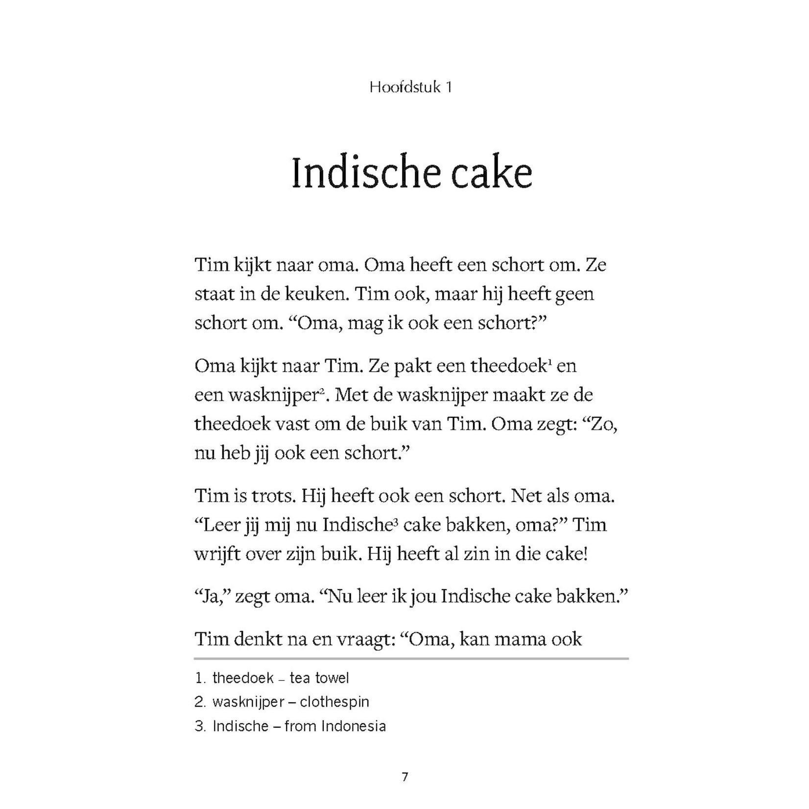 Arcos Publishers Geen cake voor de baby