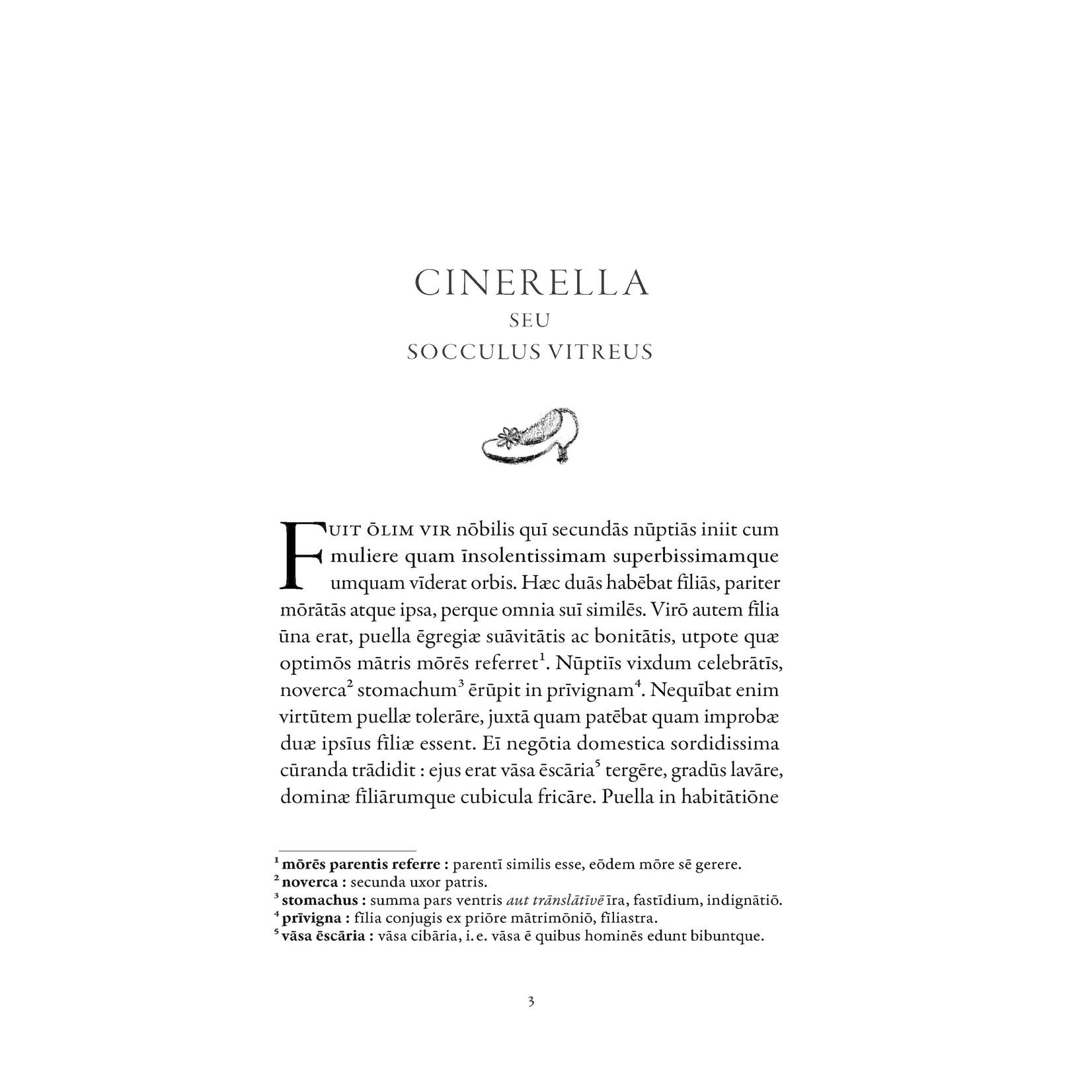 Latinitium Fabulae Gallicae - A Carolo Peralto Scriptae