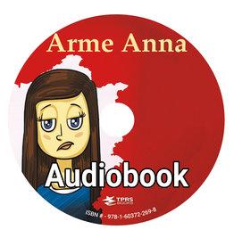 Arme Anna - Audiobook