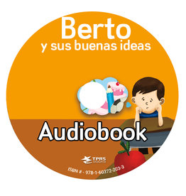 Berto y sus buenas ideas - Luisterboek