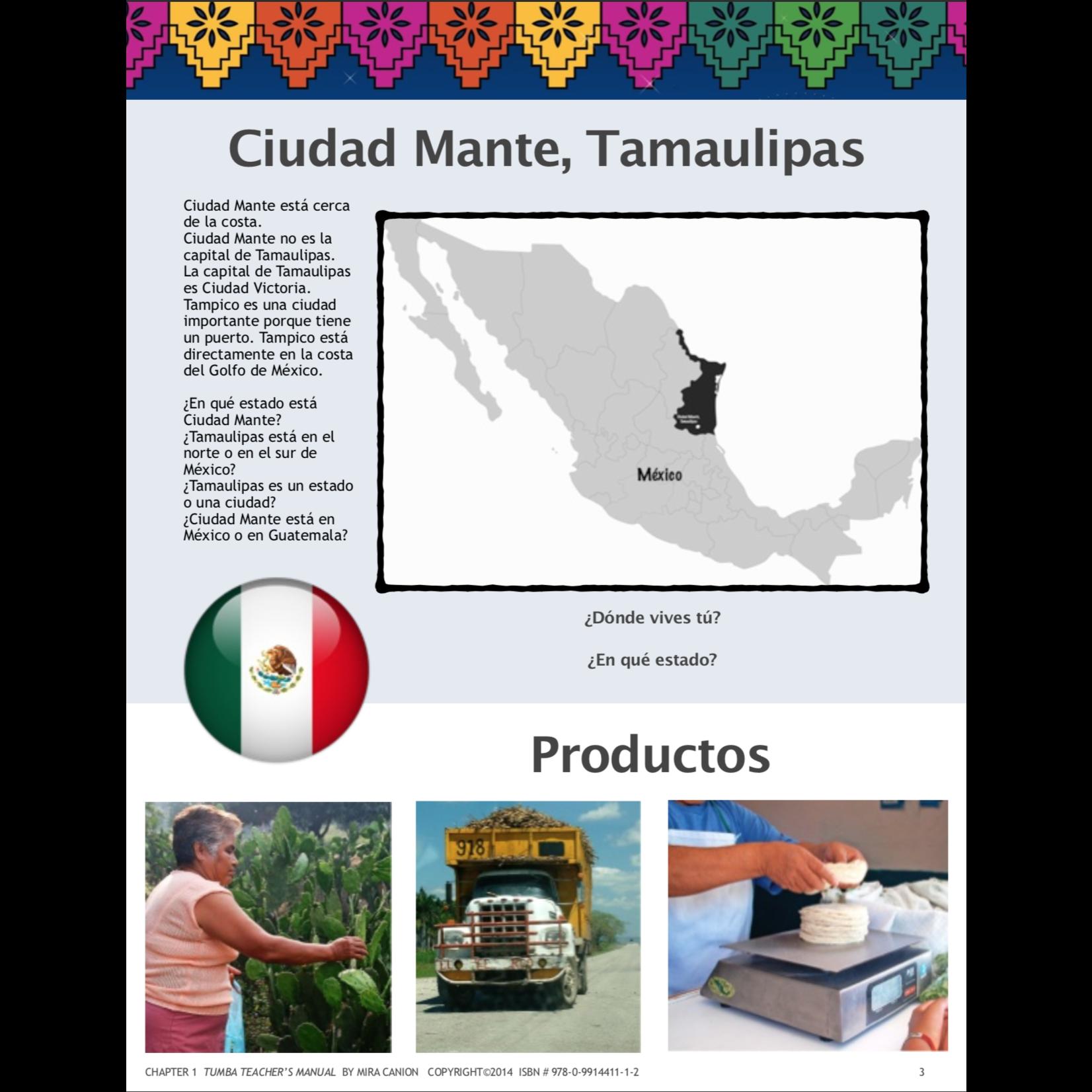 Mira Canion Tumba - Docentenhandleiding