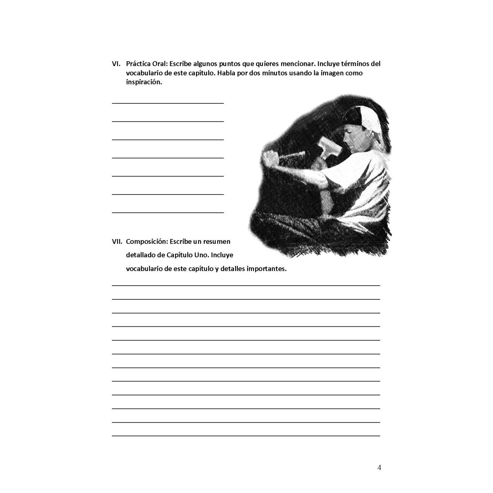 Chris Mercer Books Todo lo que brilla - Docentenhandleiding