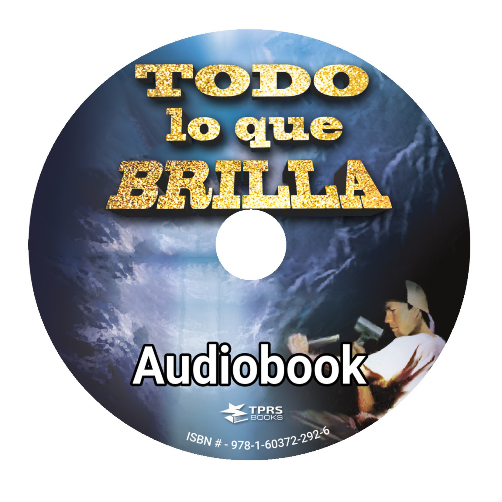 Chris Mercer Books Todo lo que brilla - Luisterboek