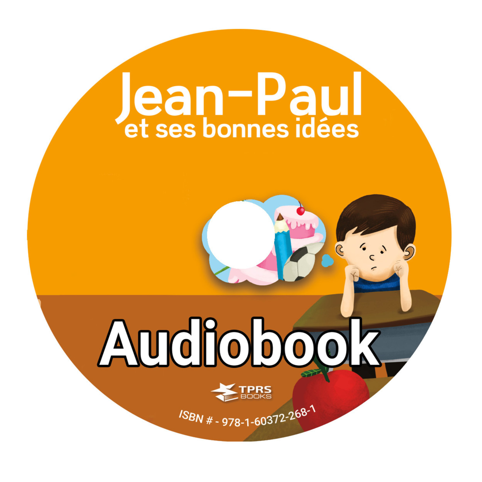 TPRS Books Jean-Paul et ses bonnes idées - Audiobook