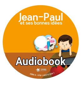 Jean-Paul et ses bonnes idées - Luisterboek