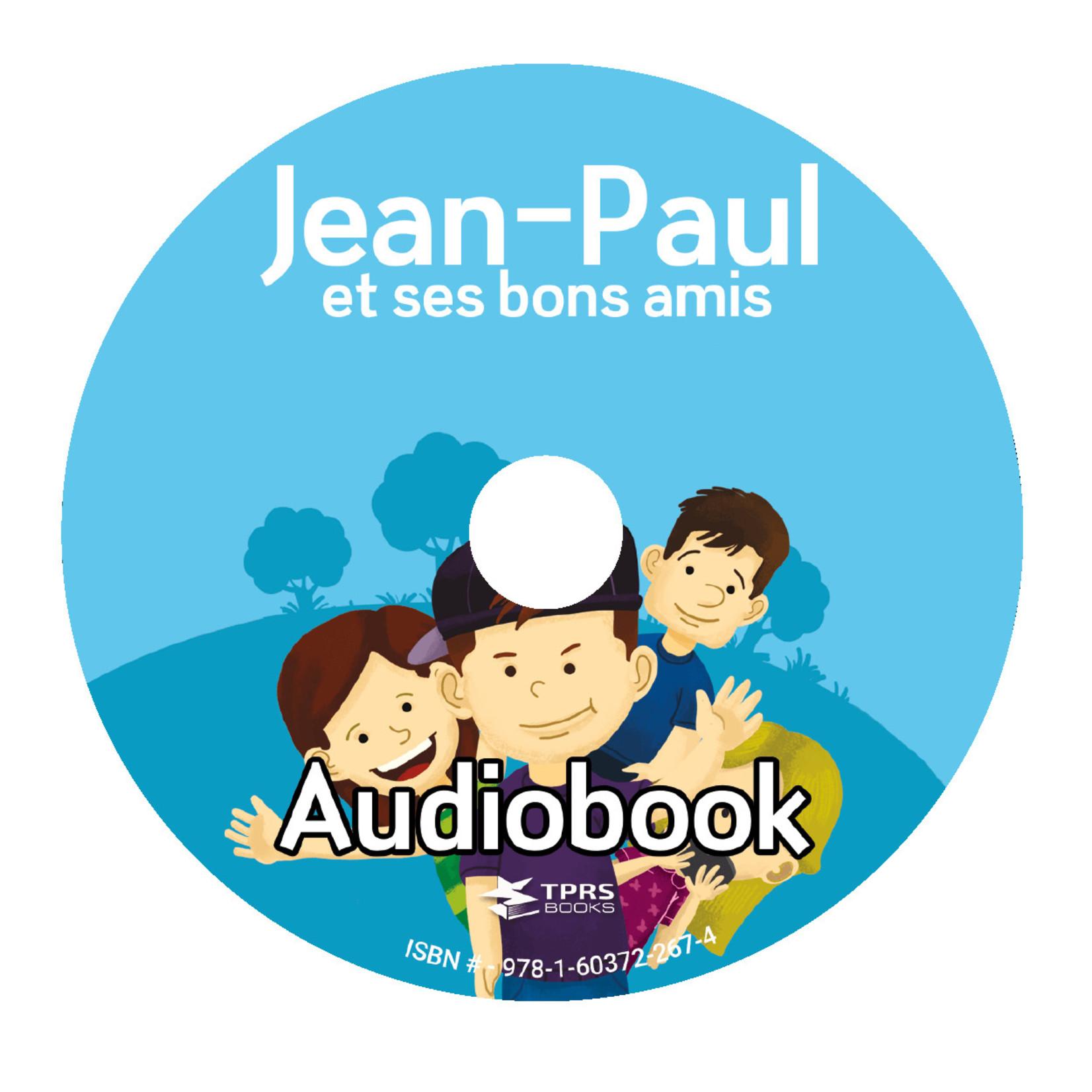 TPRS Books Jean-Paul et ses bons amis - Luisterboek