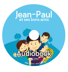 Jean-Paul et ses bons amis - Audiobook