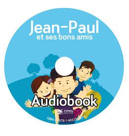 Jean-Paul et ses bons amis - Luisterboek