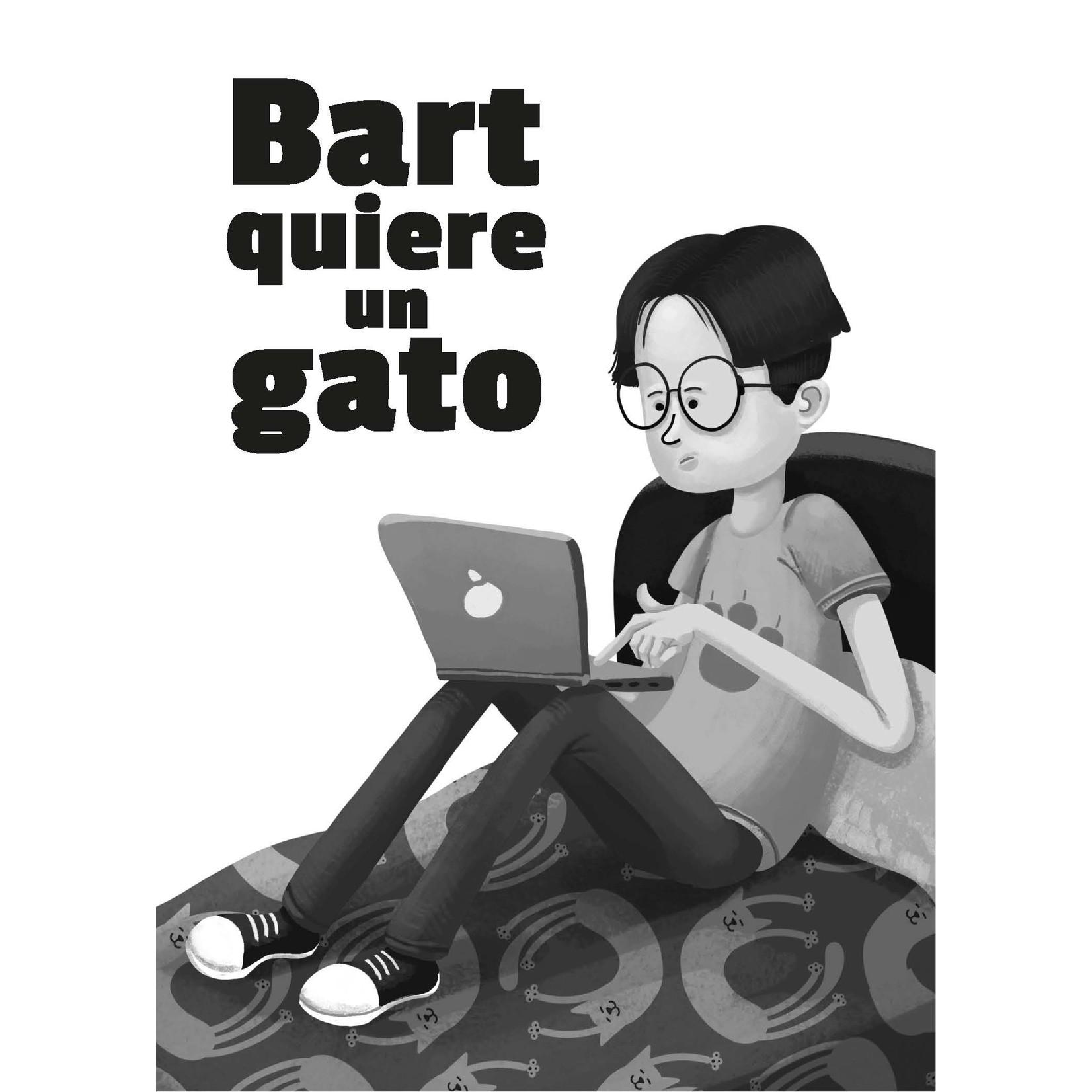 TPRS Books Bart quiere un gato
