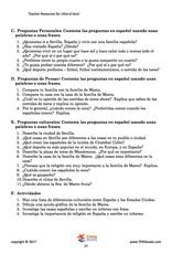 Viva el toro - Docentenhandleiding