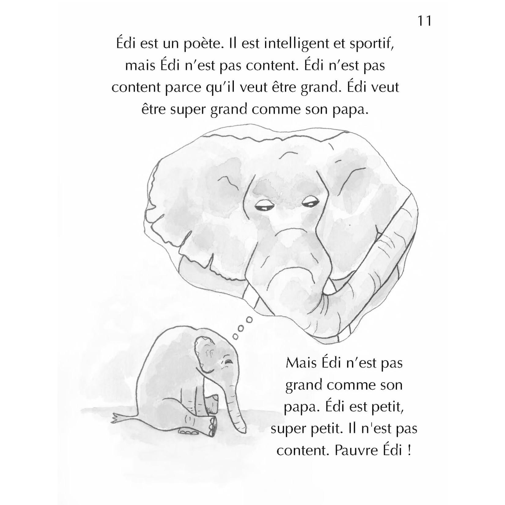 Fluency Matters Edi l'éléphant