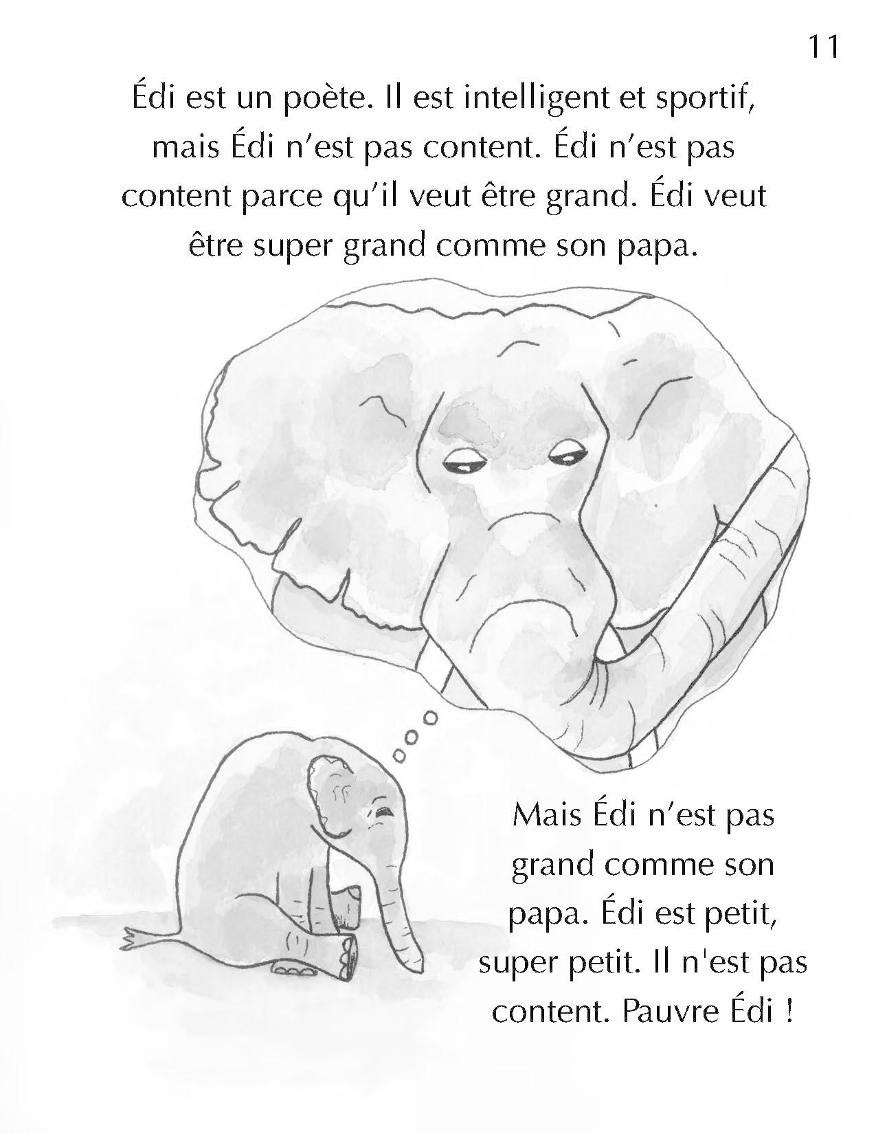 Edi l'éléphant