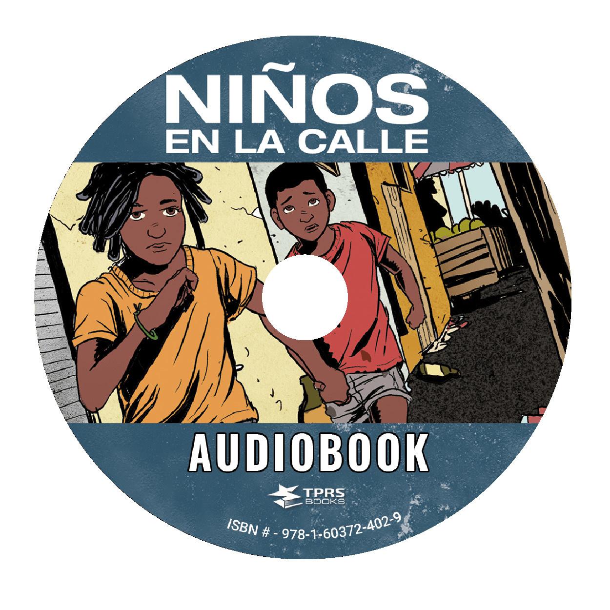 Niños en la calle - Luisterboek