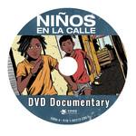Chris Mercer Books Niños en la calle - Documentary on DVD