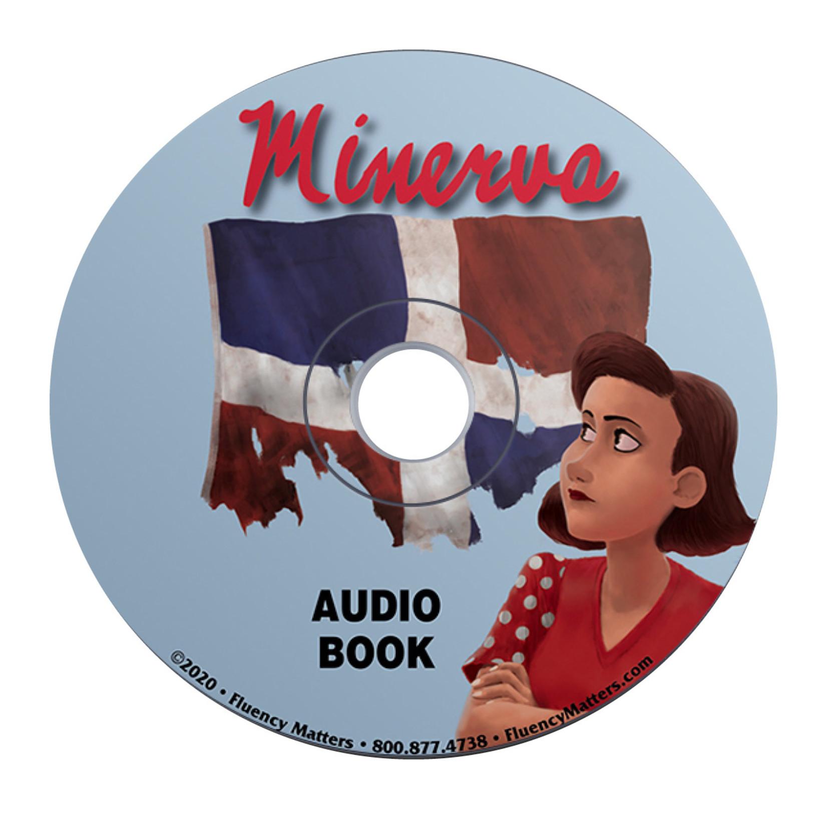 Fluency Matters Minerva - Luisterboek