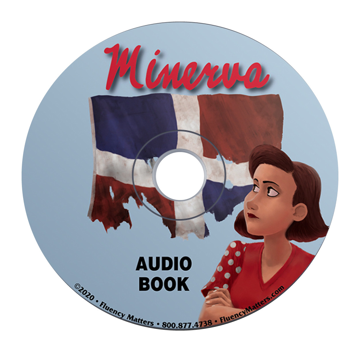 Minerva- Audiobook