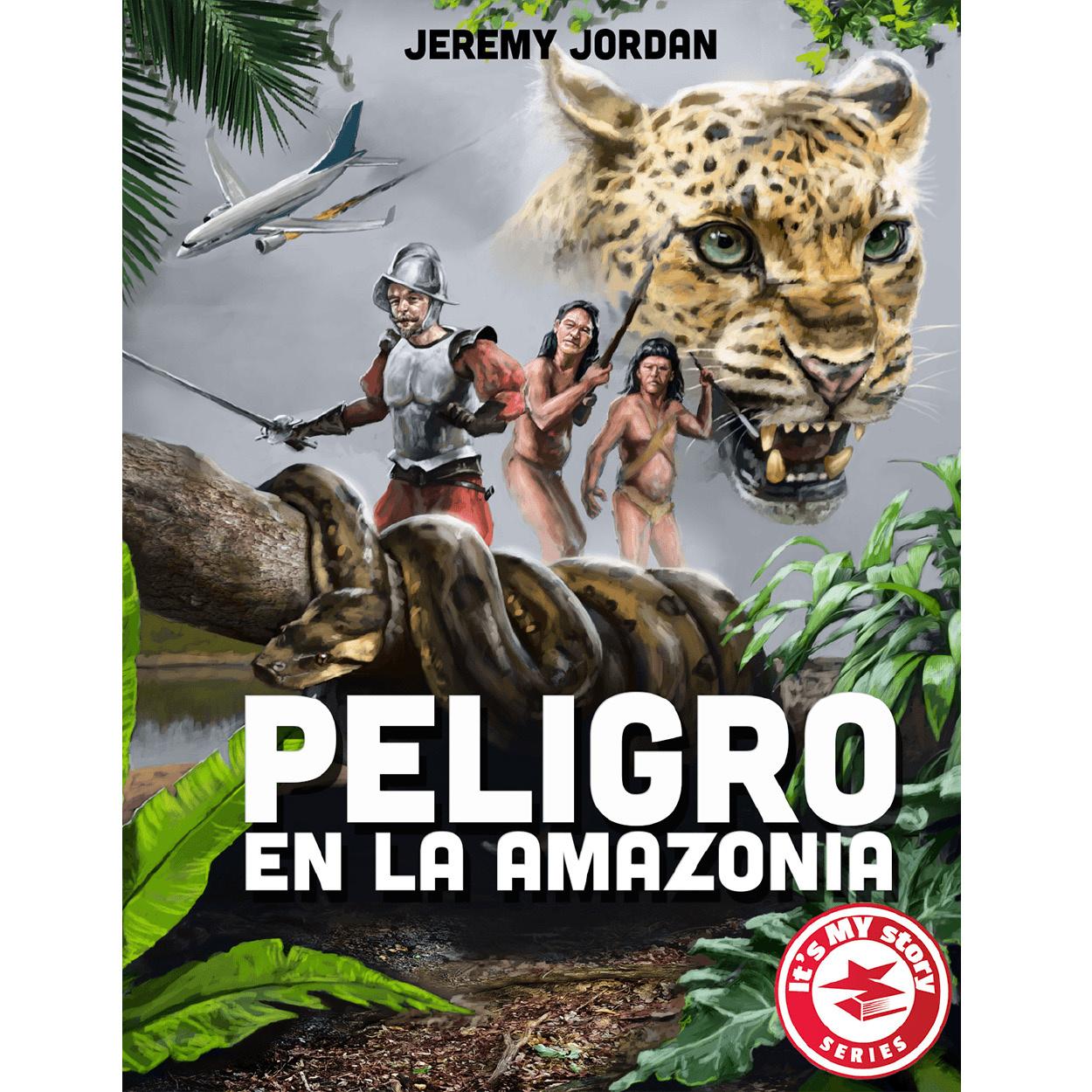 Peligro en la Amazonia