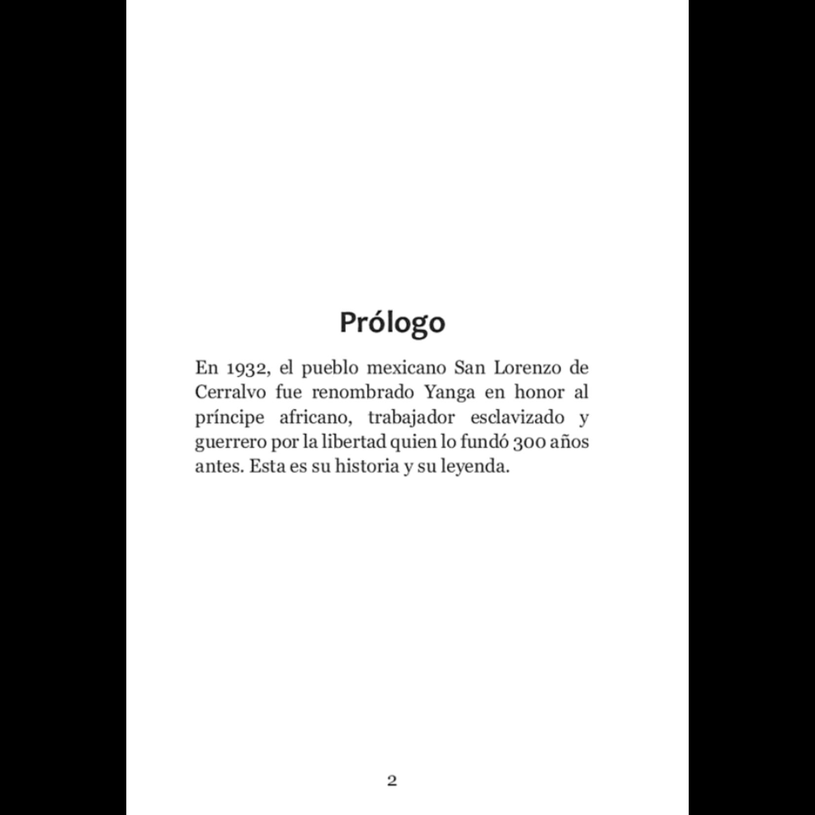 Chris Mercer Books ¡Yanga!