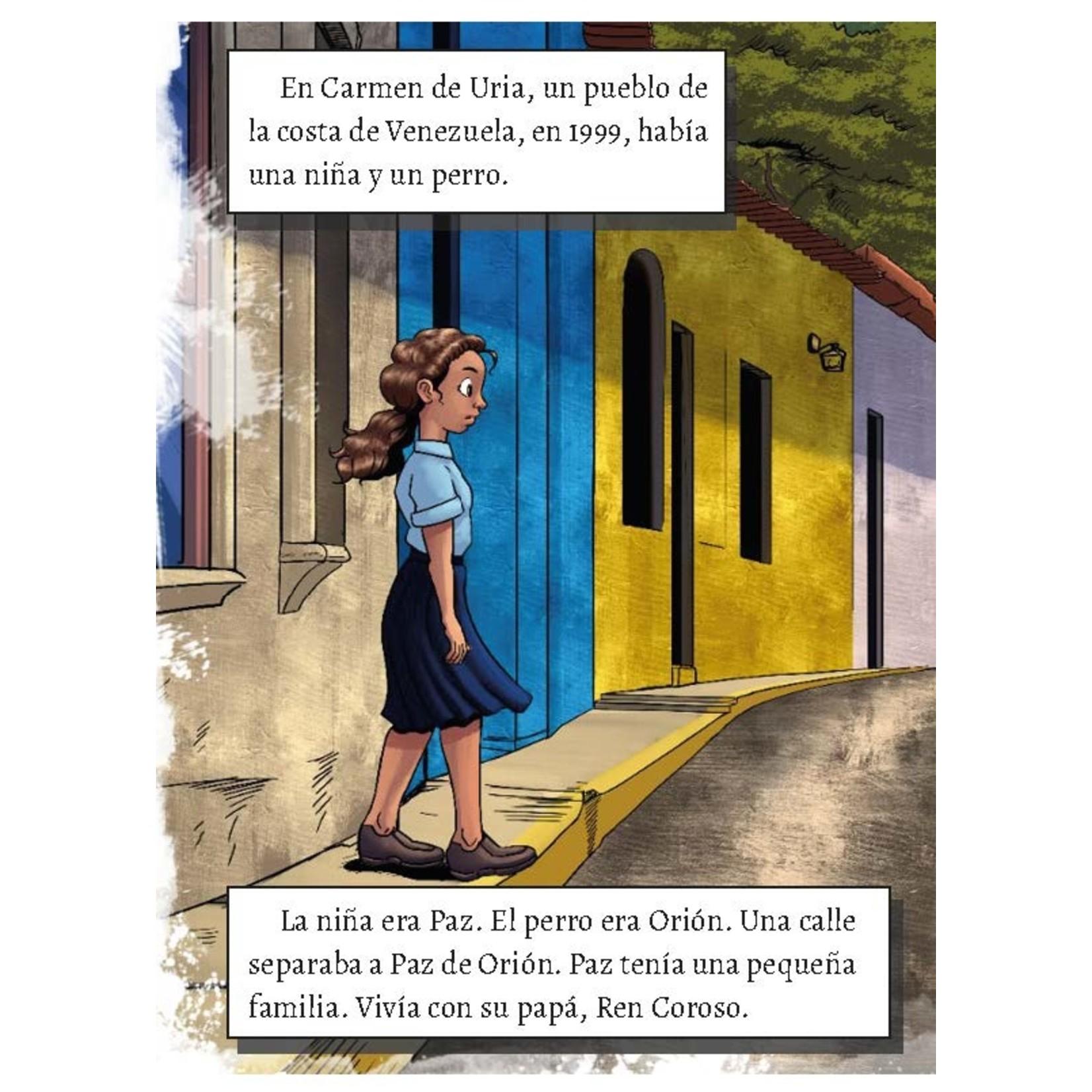 Margarita Pérez García Orión