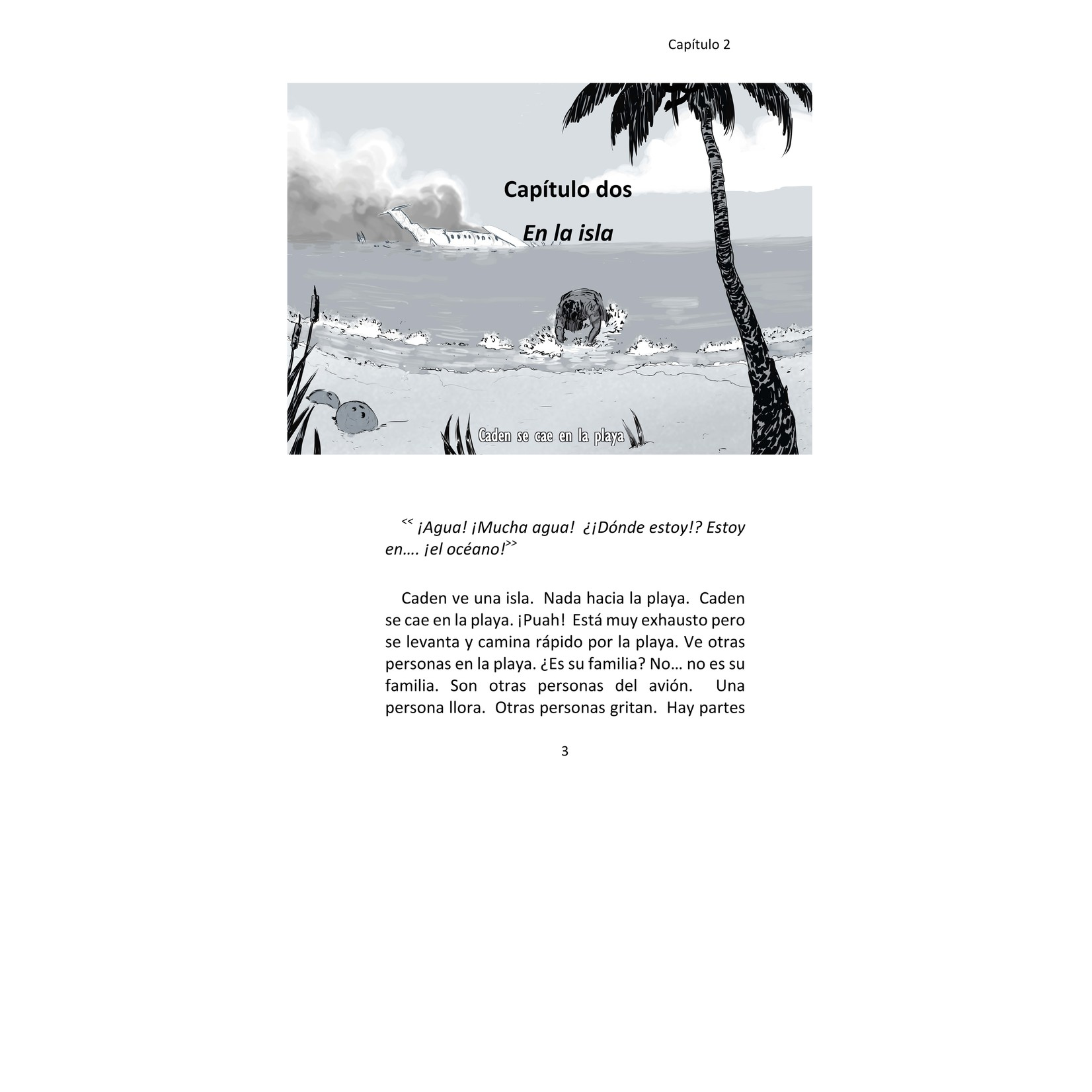 Padre de cinco Books La isla más peligrosa