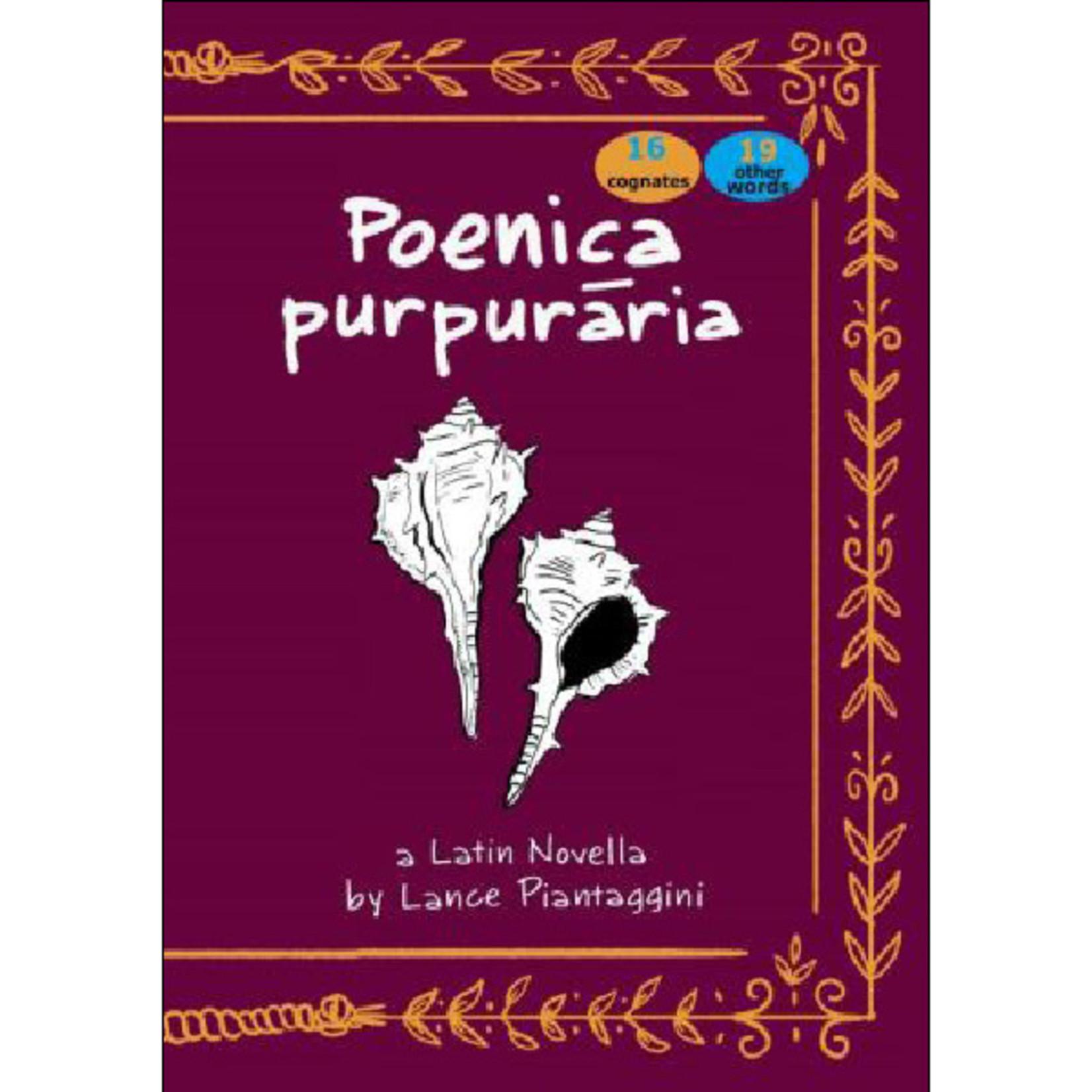 Magister P Poenica purpurāria