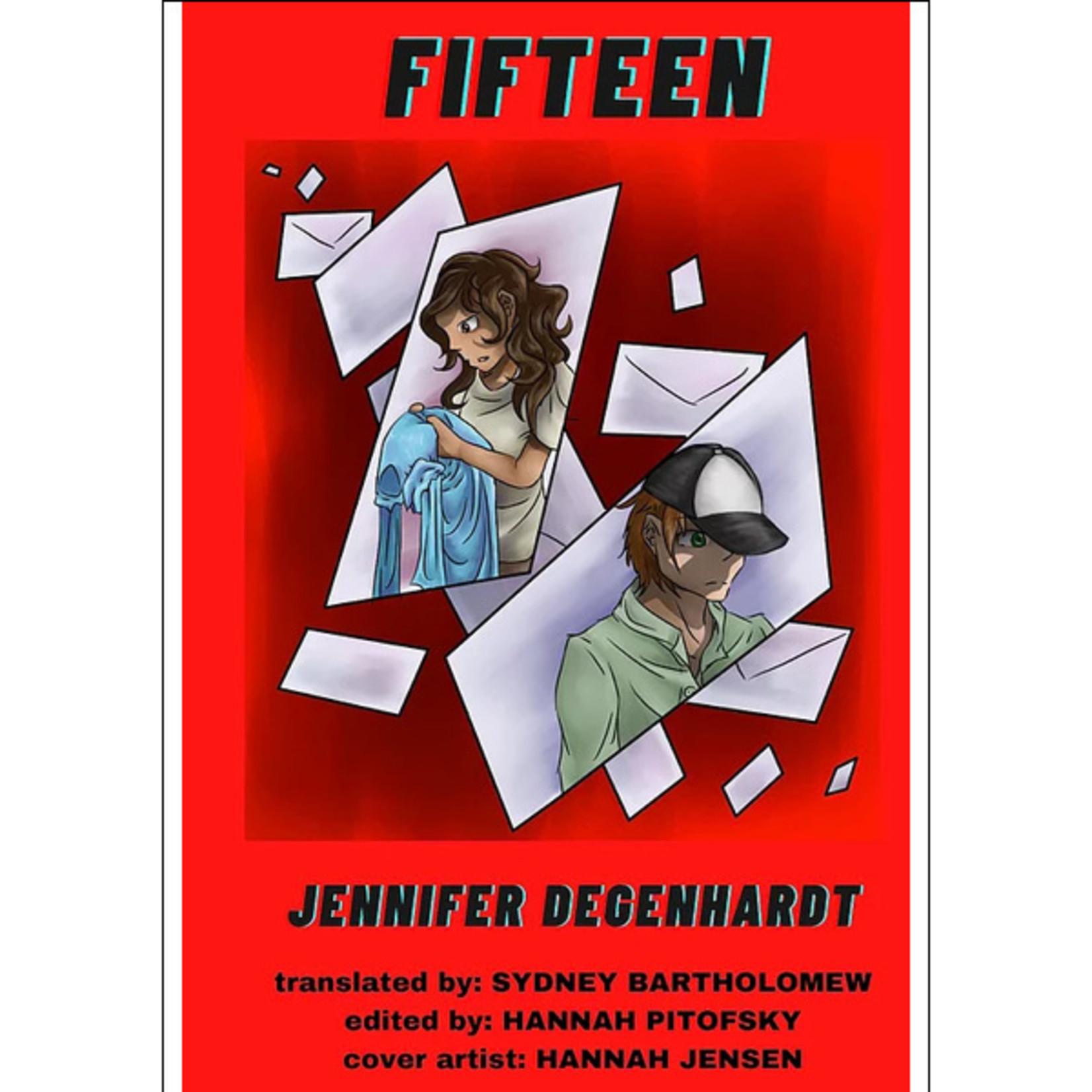 Jennifer Degenhardt Fifteen