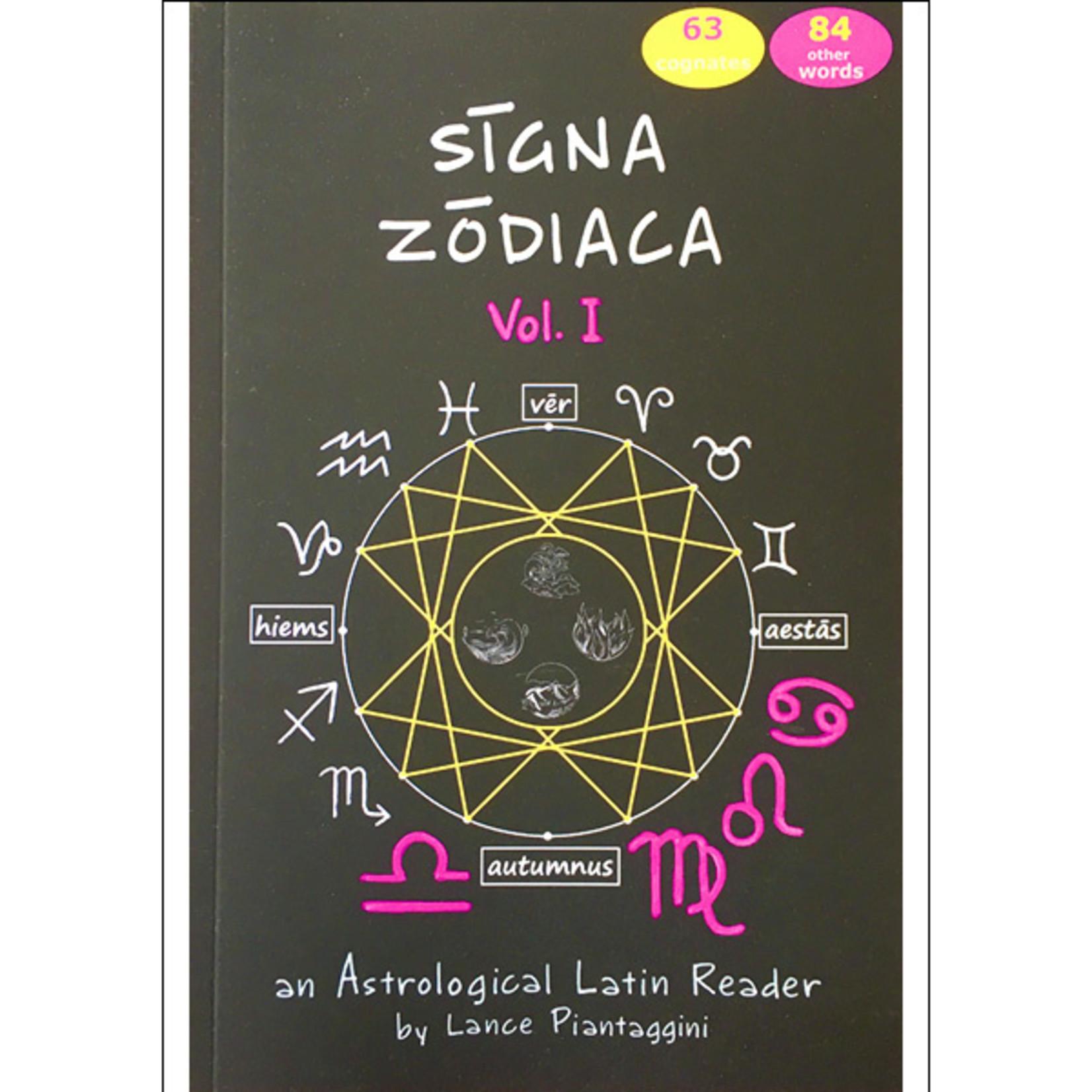 Magister P Sīgna zōdiaca I