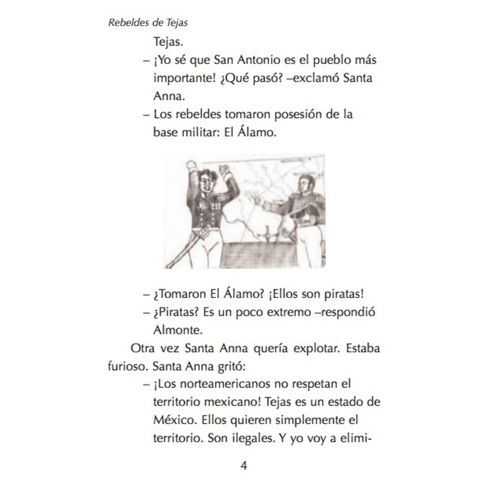 Fluency Matters Rebeldes de Tejas